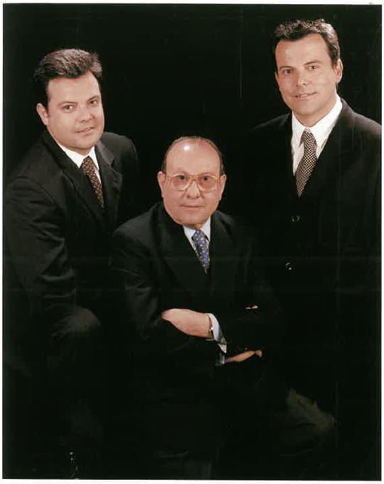 Jordi Busquets Tarrats, Joan Busquets Thomas i Josep Busquets Tarrats