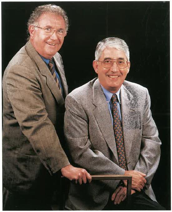 Francesc Tena i Manel Fabregat