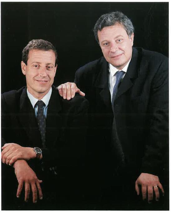 Carles i F. Xavier Font Ausió