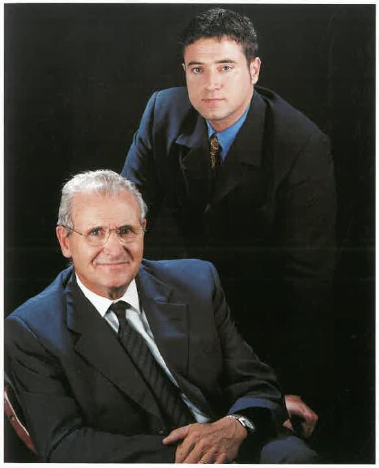 Jaume Culleré Calvís i Santiago Culleré Garcia