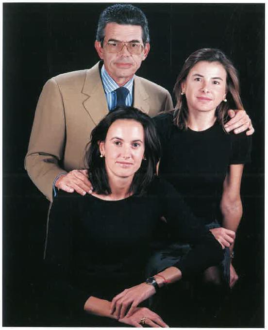 Jaume Regany Puig i Mercedes i Cristina Regany Terradellas