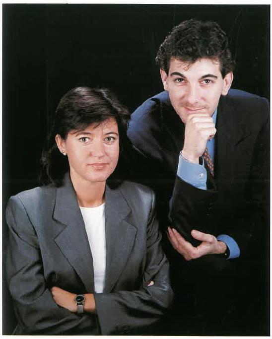 Anna Maria i Daniel Alemany Serra