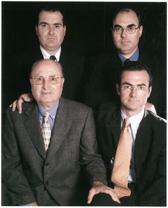 Jordi Masias Trias i Lluís, Jaume i Esmeragdo Masias Padrosa