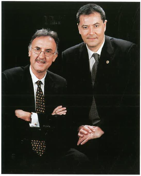 Josep Maria Teixidó i Ramon Botigué