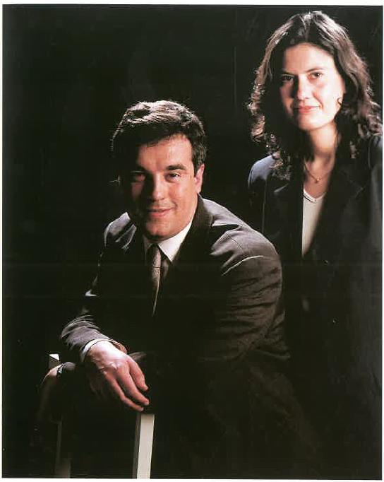 Joaquim Torrecillas i Maria Isabel Alcántara