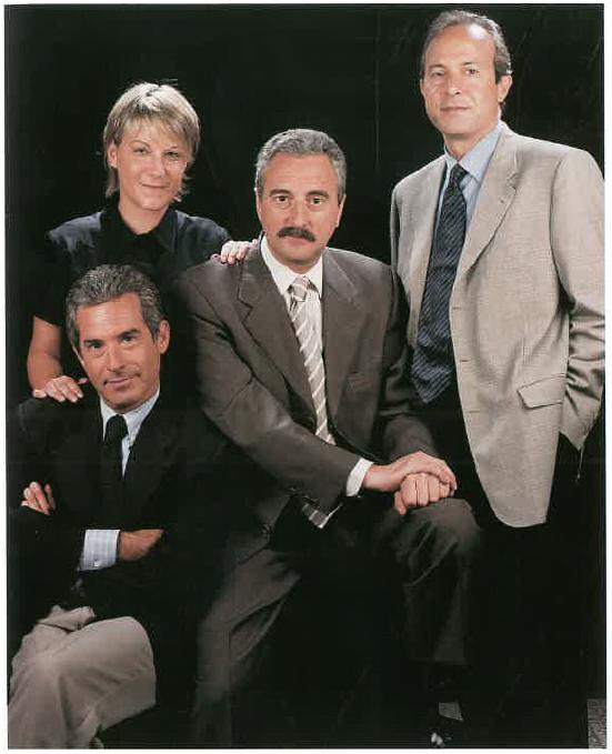 Carles González, Laura Font, Daniel Prats i Gonzalo González