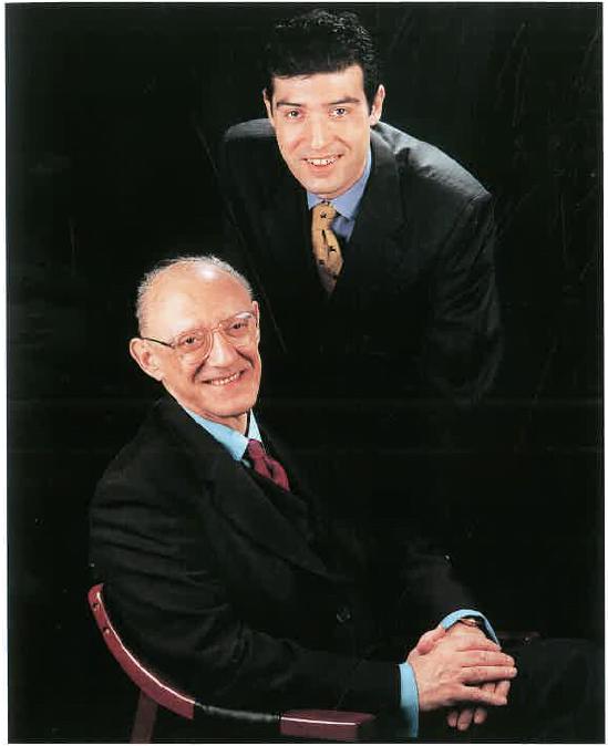 Lluís G. Mora Gran i Lluís G. Mora Vila