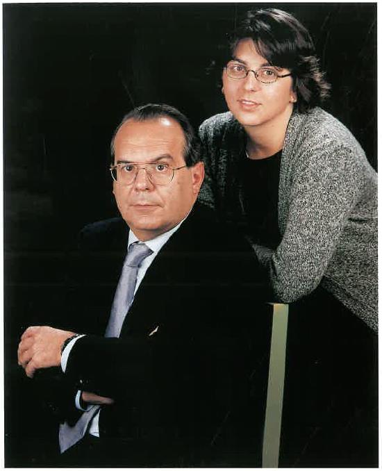 Enric Estañol Prat i Maite Estañol Carrera