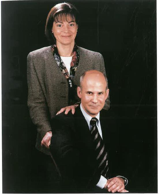 Enric Noguera i Lourdes Marcet