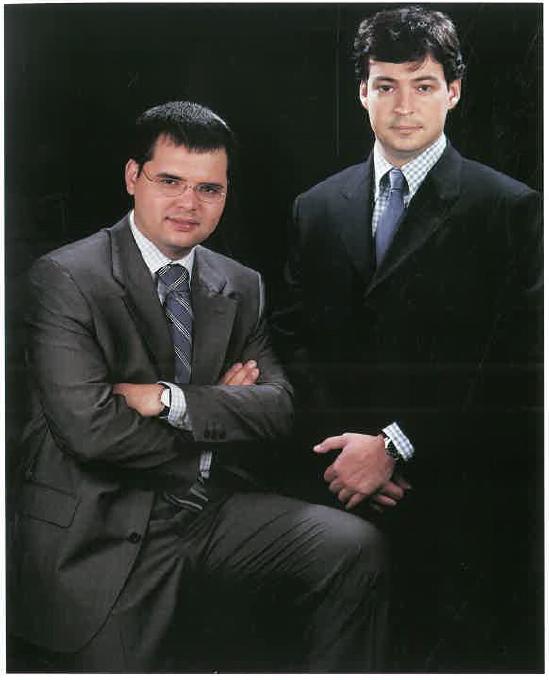 David García i Alejandro de Villalonga