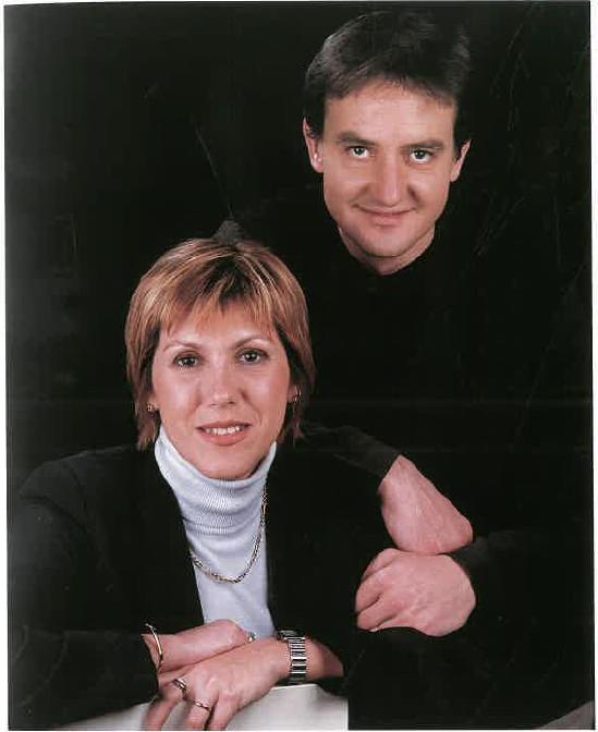 Núria Grau i Jordi Isern