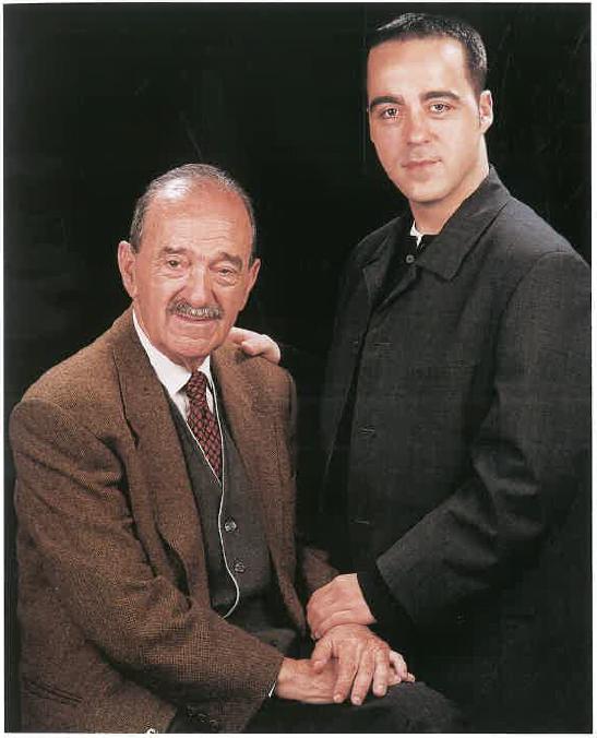 Lluís Porta Vilalta i Jordi Porta Garcia