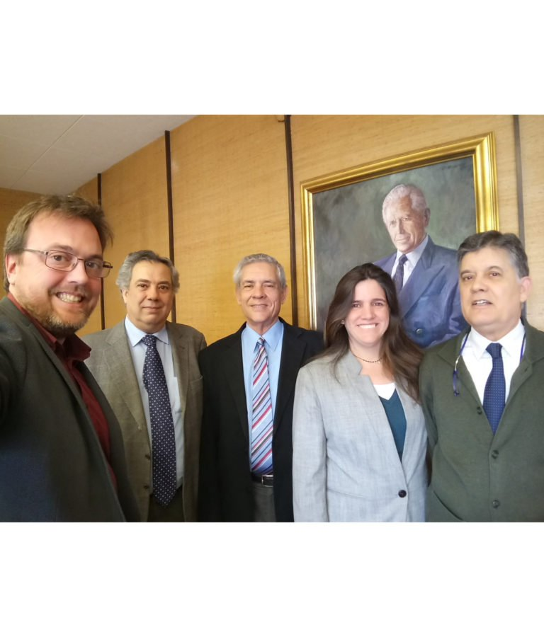 Josep Lluís Balcells, Inma Balcells i Daniel Torrubiano
