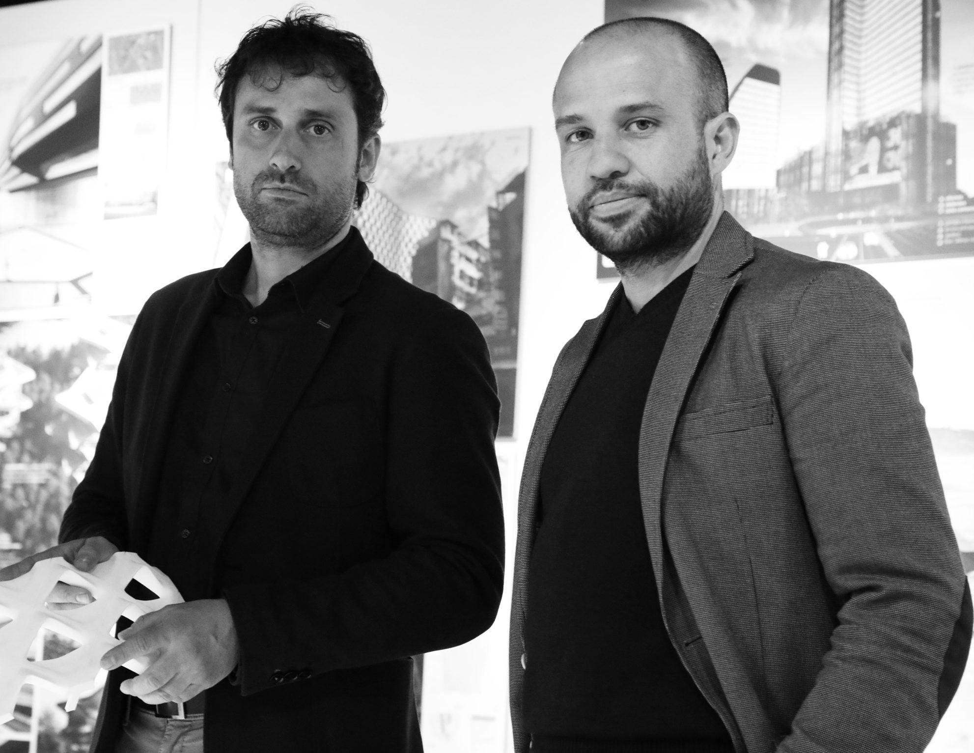 Eduardo Gutiérrez y Jordi Fernández