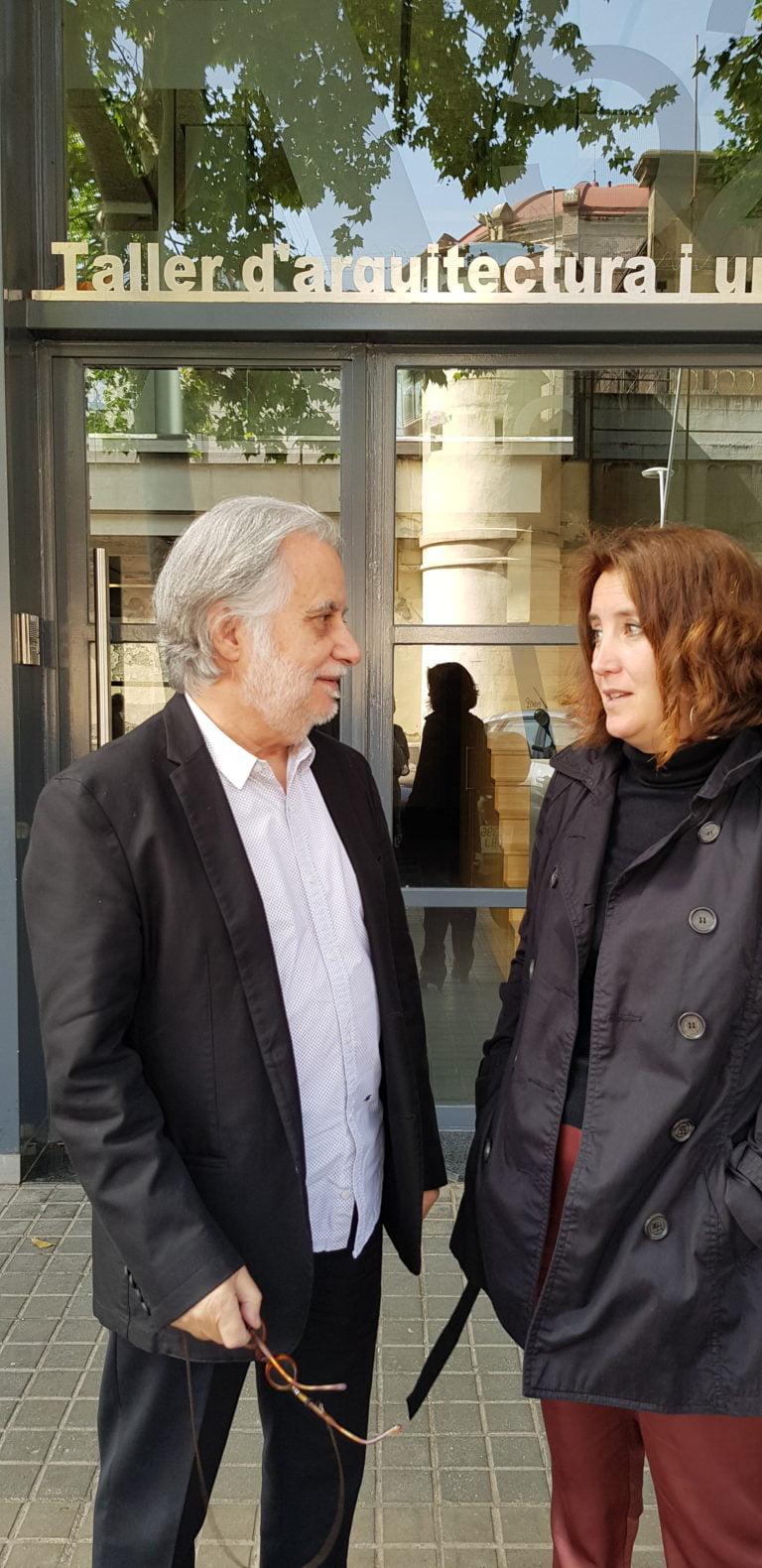 Pere González Nebreda y Eva González-Nebreda