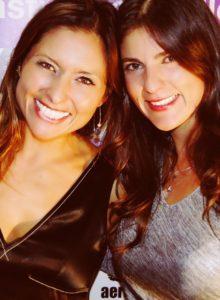 Andrea y Paola Ancibar