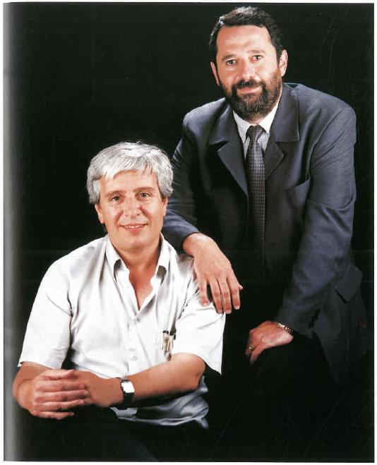Quico Sala i Manel Sánchez