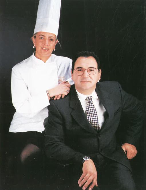 Srs. Lluís Cardús i Cinta González