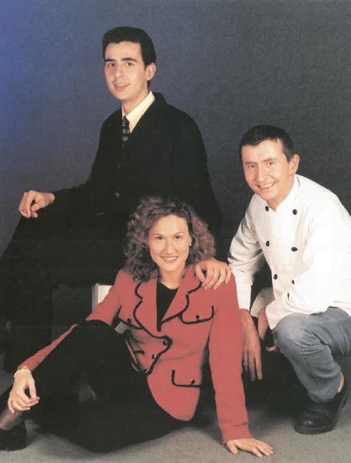 Srs. J. Mascaró, M. Rosa López i V. Villanúa