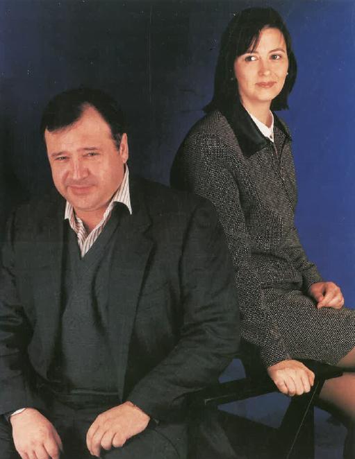 Srs. Joan Massana i Anna M. Pulido