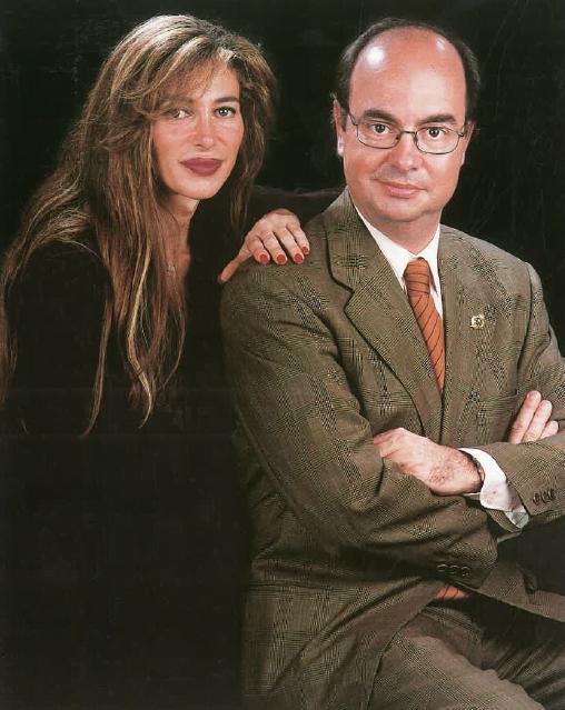 Srs. Cristina de Frutos i Antonio Comadrán
