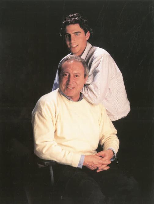 Srs. Joan Bosch i Joan Bosch fill