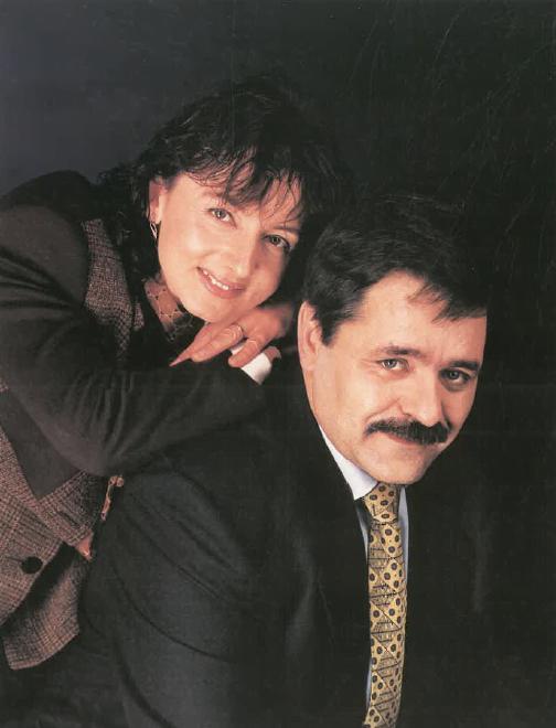 Srs. Isabel Moragas i Lluís Capdevila