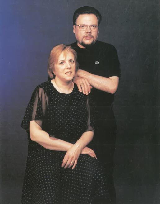 Srs. Antònia Nesplè i Joan Parareda