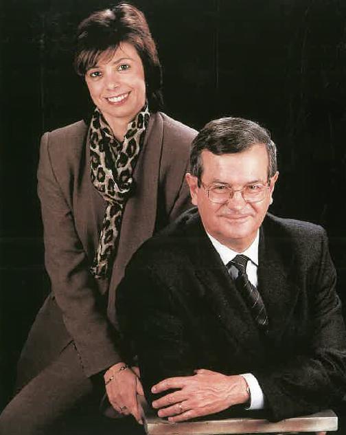Srs. Maria Eugènia Bailach i Jaume Espina