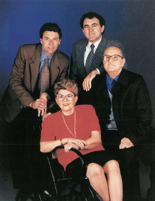 Família Domènech Avilà
