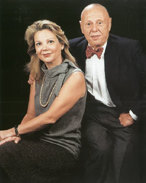 Srs. Stella Reventós i Josep Vila