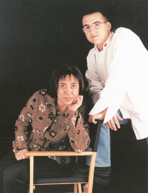 Srs. Cristina Peus i Lluís Bertran