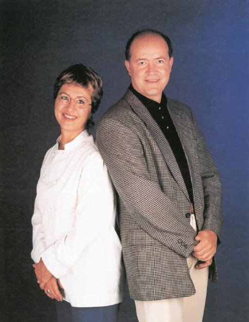 Srs. Margarita Puig i Josep Maria Sánchez Rabassa
