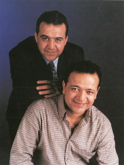 Srs. José Lluis i Francisco Aguilar
