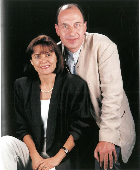 Srs. Josep Bonfill López i Margarita Urbano Martínez