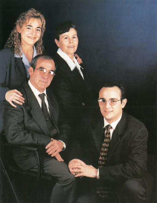 Família Zamudio Vargas