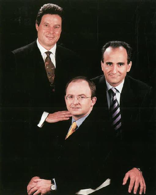 Sts. Antonio Hostench, José Antonio Bueno i Lluís Malagarriga