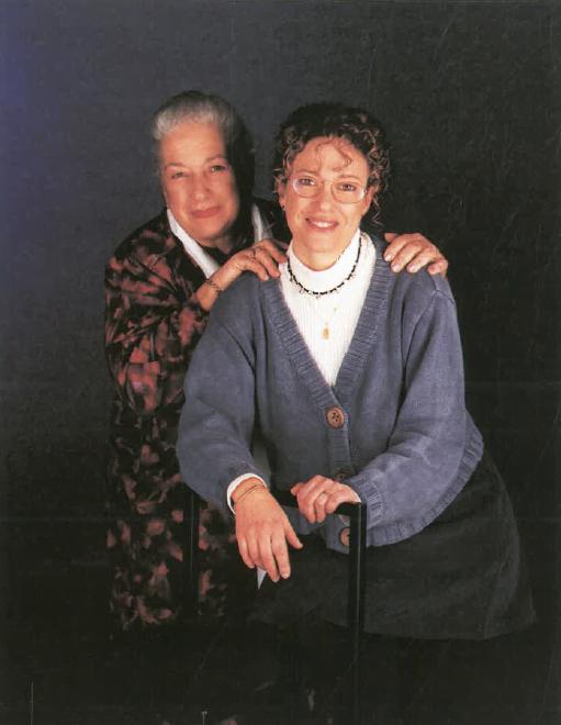 Sres. Araceli Páez i Susanna Llimeres