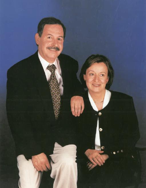 Srs. Josep Bou i Marta Oriol
