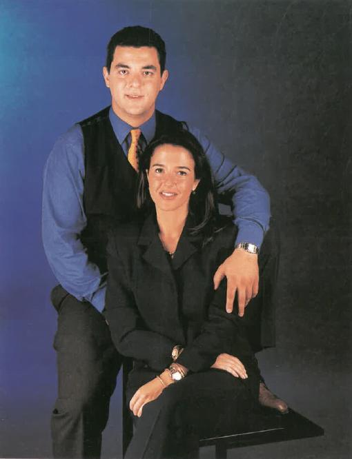 Srs. Òscar Garvín i Montserrat Pastor