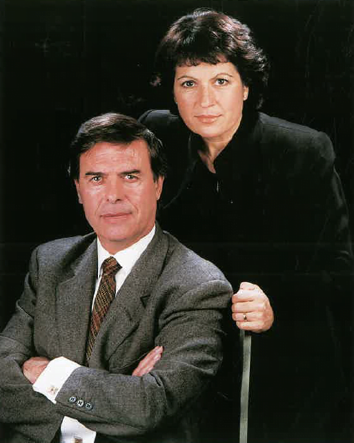Srs. Javier Marín i Teresa Cruet
