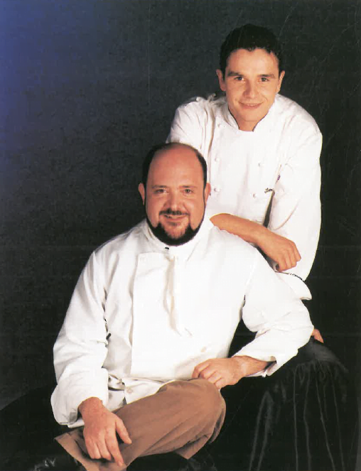 Srs. Josep Garcia i Jordi Jacas