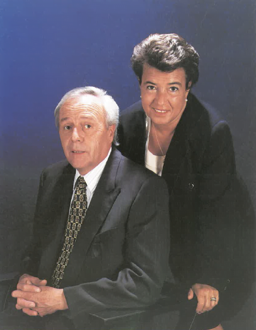 Srs. Joan Corominas i Mercè Vidal