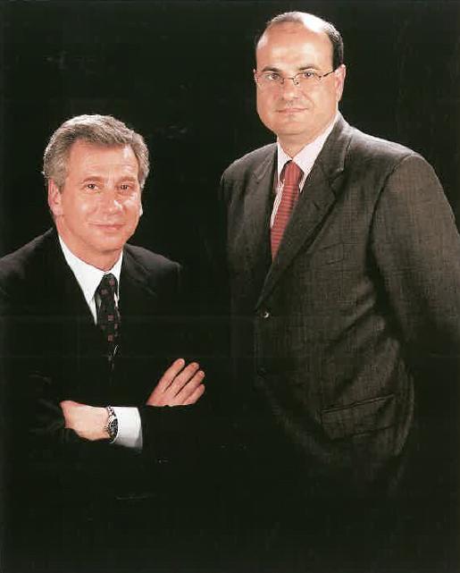 Srs. Xavier Piera i Joan Vergés