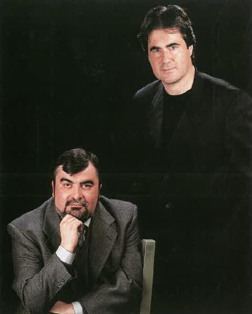 Srs. Josep Tarruella i Tomàs Bustamante