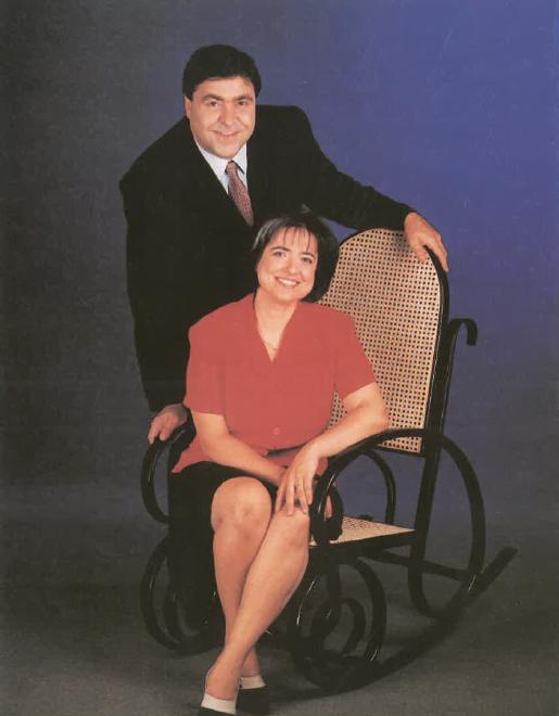 Srs. Fulgenci Garcia i Maria Carme Egea