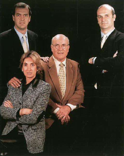 Srs. Ramon Esteve Abad i Juliana, Josep Maria i Ramon Esteve Castellar