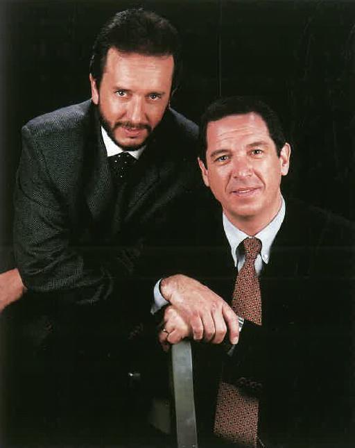 Srs. Xavier Mitats i Carles Puig