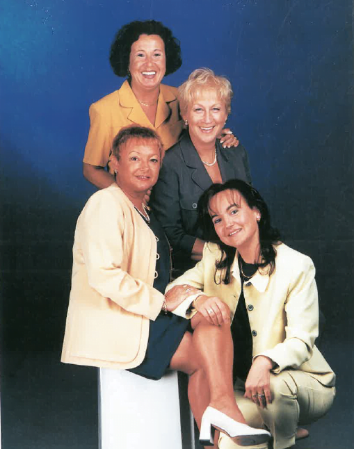 Sres. Rosa Maria, Fina, Maria Carme i Maria Dolors