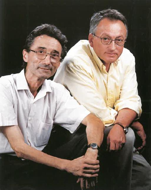 Srs. Andreu Bosch Planas i Lluís Cuspinera Font
